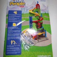 Fisher Price Little People Sit 'n Stand Skyway playset-We Got Character