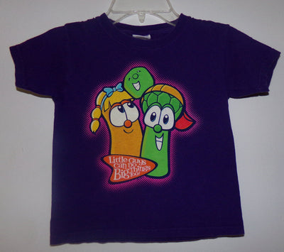 VeggieTales Shirt-We Got Character