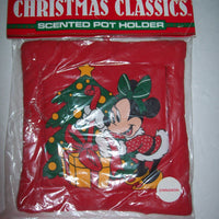Minnie Mouse Christmas Classics Pot Holder-We Got Character