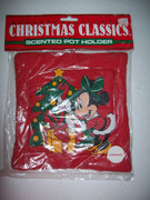 Minnie Mouse Christmas Classics Pot Holder - We Got Character
