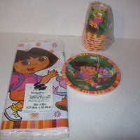 Dora The Explorer Party Supplies-We Got Character