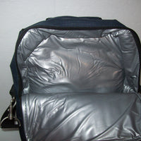 Backpack With Cooler & Utensils Wine Glasses, Silverware - We Got Character
