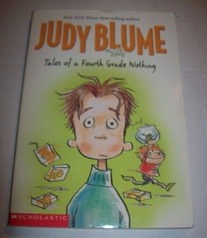 Tales Of A Fourth Grade Nothing Judy Blume-We Got Character