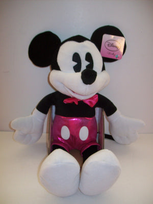 Mickey Valentine Plush By Just Play-We Got Character