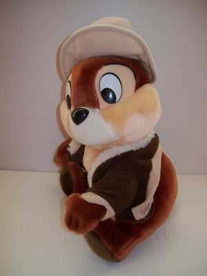 Disneyland Walt Disney World Chip Stuffed Animal-We Got Character