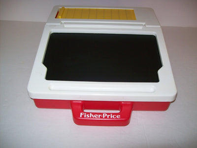 Fisher Price School Days Desk-We Got Character