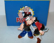 Popeye and Olive Oyl Salt and Pepper Shakers - We Got Character