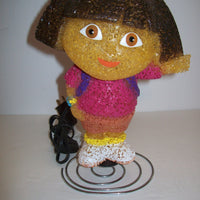 Dora the Explorer EVA Lamp - We Got Character