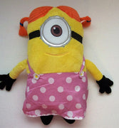 "Minions Girl ""Cuddle Me"" Pillow Buddy - We Got Character"