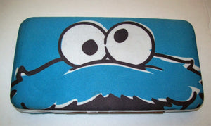 Cookie Monster Clutch Purse Sesame Street-We Got Character