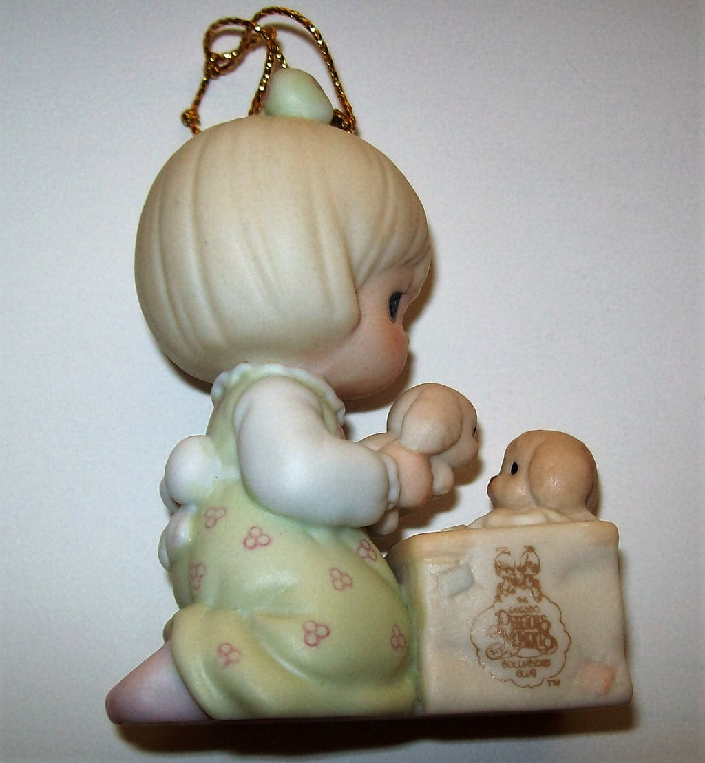Precious Moments Ornament Always Room For One More - We Got Character