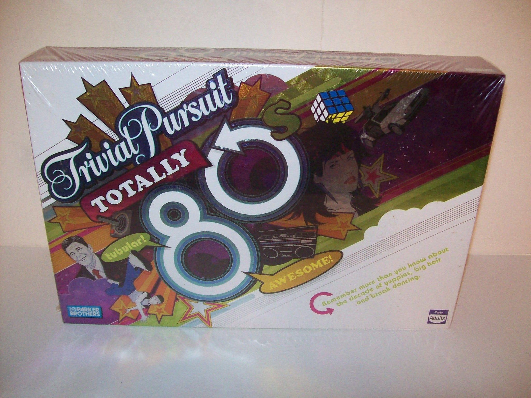 Trivia Pursuit Totally 80's