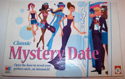 Classic Mystery Date Game MB 2005-We Got Character