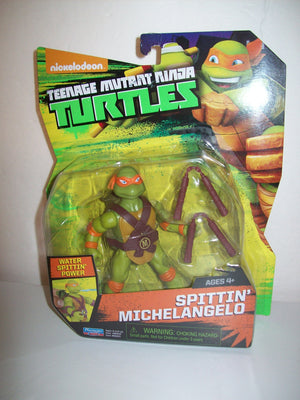 Teenage Mutant Ninja Turtles Spittin' Michelangelo