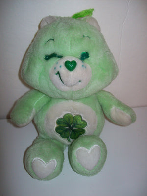 Care Bear Good Luck Bear-We Got Character