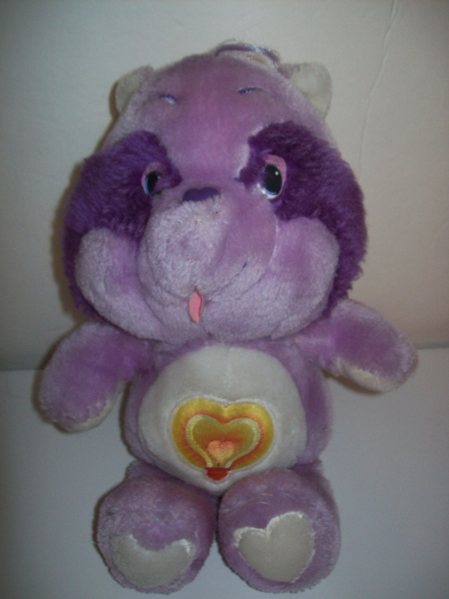 Care Bear Cousins Bright Heart Raccoon - We Got Character