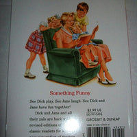 Read with Dick and Jane Something Funny-We Got Character