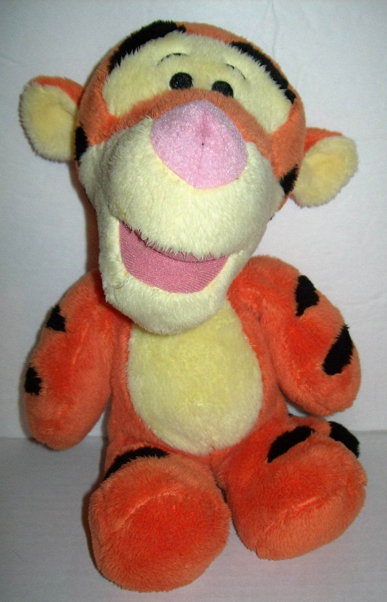 "Disney 12"" Infant Tigger Cuddler Baby Plush Toy - We Got Character"