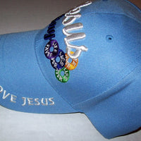 Jesus Is My Lifes Saver Candy Baseball Cap Hat