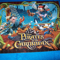 Disney Puzzle In A Bottle Pirates-We Got Character