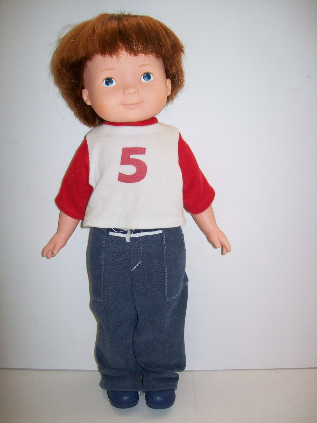 My Friend Mikey Fisher Price Doll-We Got Character