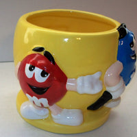 M&M Yellow Vase FTD - We Got Character