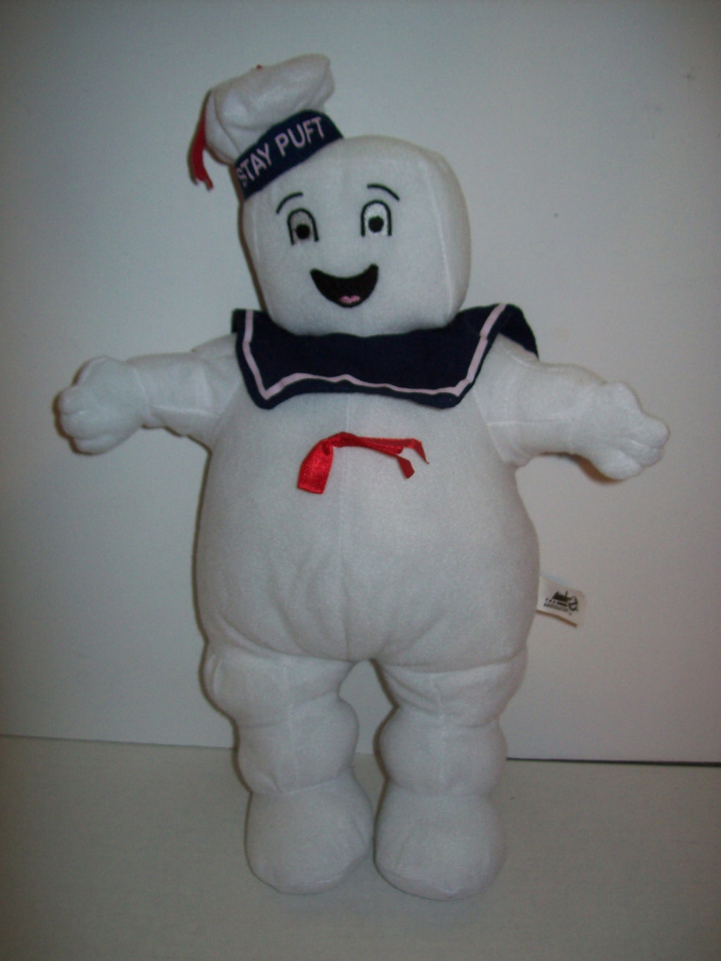 "GhostBuster Stay Puft Marshmallow Man 13"" Plush"