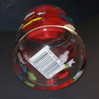 Mickey Mouse Disney Glass Candy Jar
