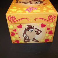 Tasmanian Devil Jewelry Box-We Got Character