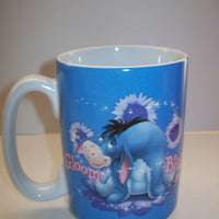 Blue Disney Eeyore Coffee Cup - We Got Character