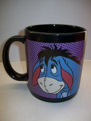 Black Disney Eeyore Coffee Cup - We Got Character
