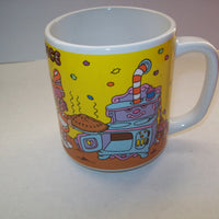 Sugar & Spice Colorforms Coffee Cup-We Got Character