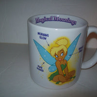 Tinker Bell Coffee Cup Magical Mornings-We Got Character
