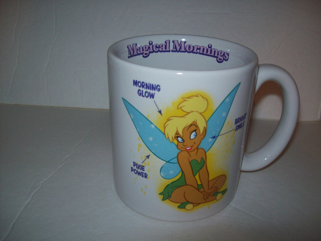 Tinker Bell Coffee Cup Magical Mornings