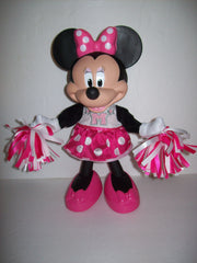 Cheerin' Minnie Fisher Price Doll - We Got Character