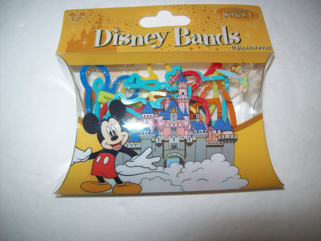 Disney Bands Bracelets - We Got Character