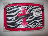 Zebra Cross Print Bag  Kerusso