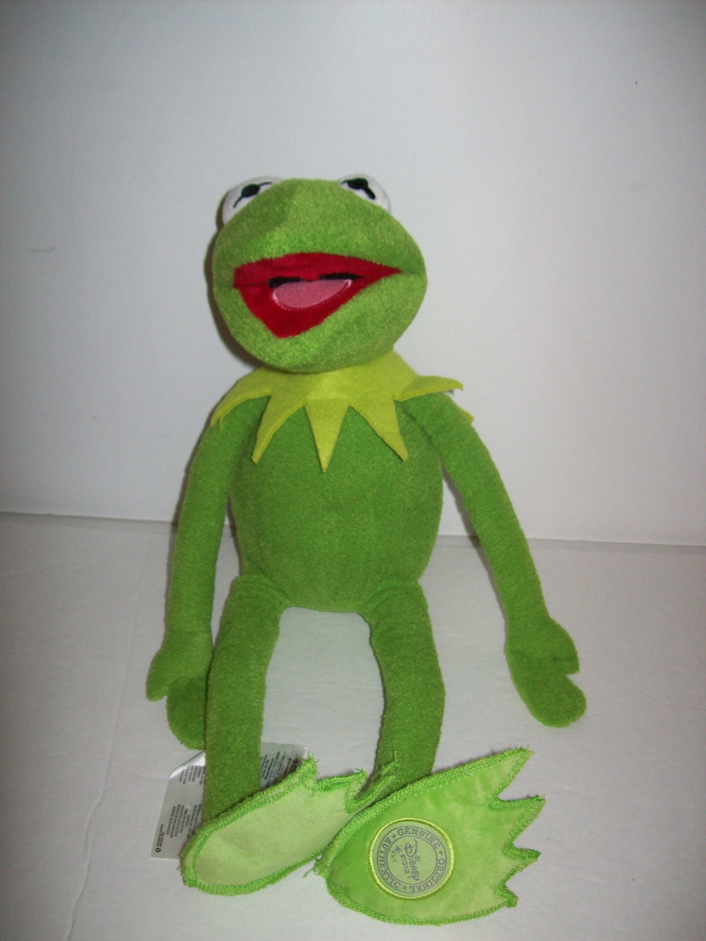 Kermit The Frog Disney Store Stuffed Animal-We Got Character