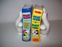 Disney Mickey Mouse Hands Bookends - We Got Character