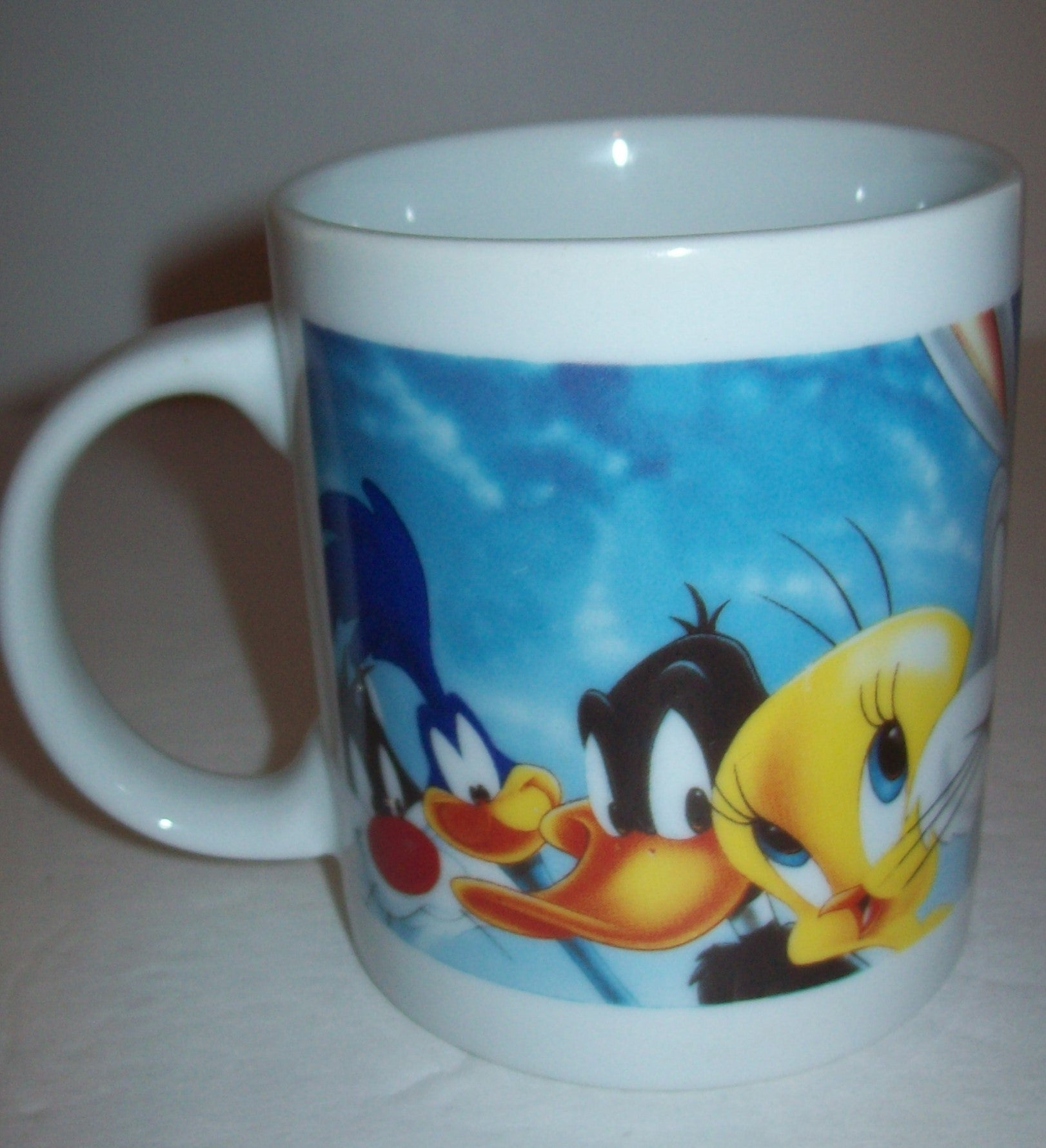 Looney Tunes Character Coffee Cup - We Got Character