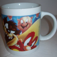 Looney Tunes Character Coffee Cup-We Got Character