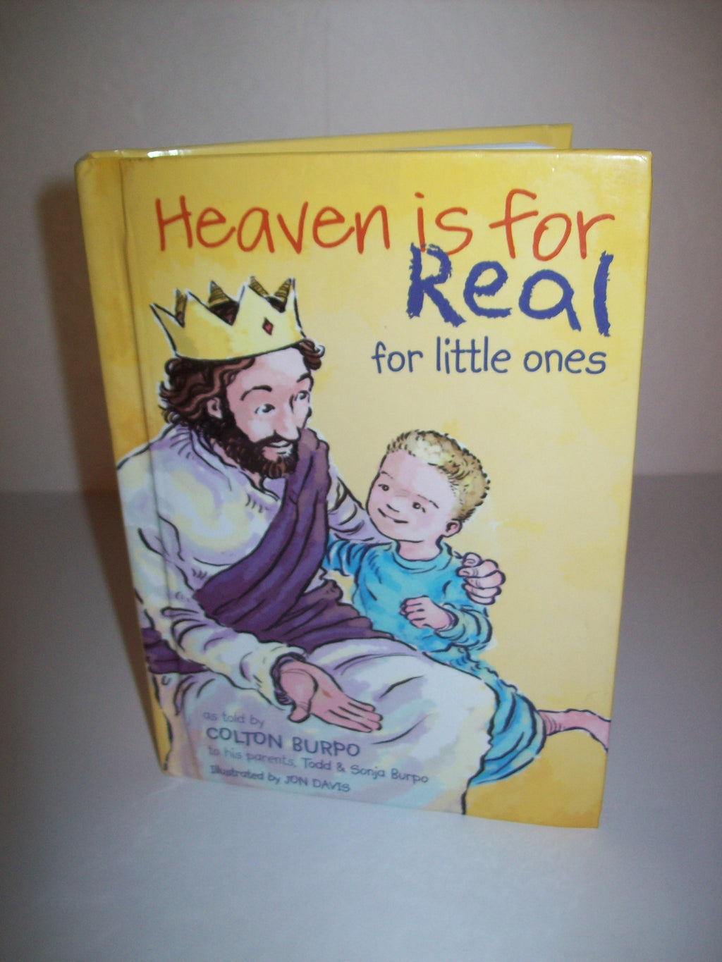 Heaven is For Real For Little Ones - We Got Character