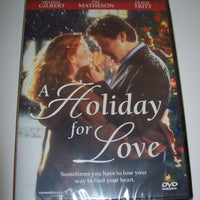 Holiday For Love Christmas DVD-We Got Character