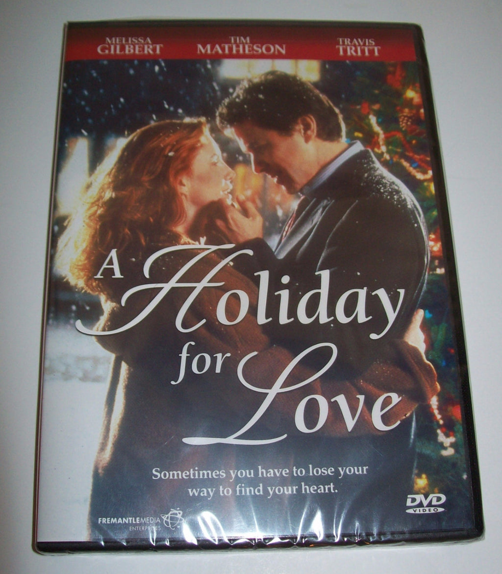 Holiday For Love Christmas DVD - We Got Character
