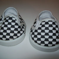 Build A Bear Checkered Shoes-We Got Character