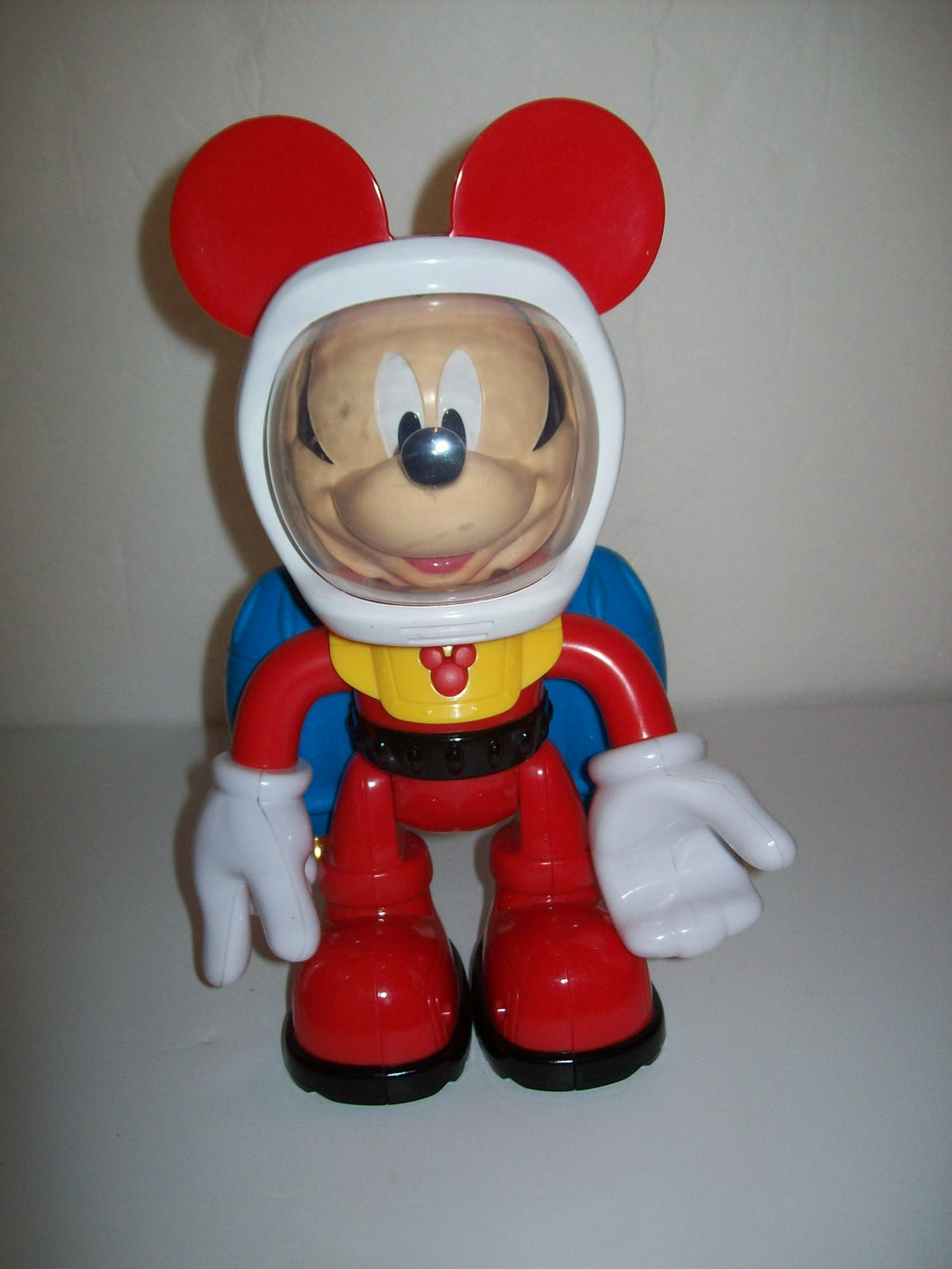 Mickey Mouse Jet Pack Astronaut By Fisher Price - We Got Character