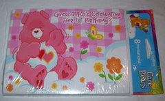 Care Bear Birthday Party Invitations - We Got Chaarcter
