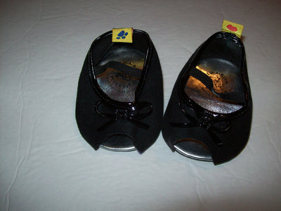 Black Build A Bear High Heel Shoes-We Got Character