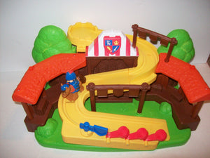Fisher Price Little People Klip Klop Mike the Knight Arena