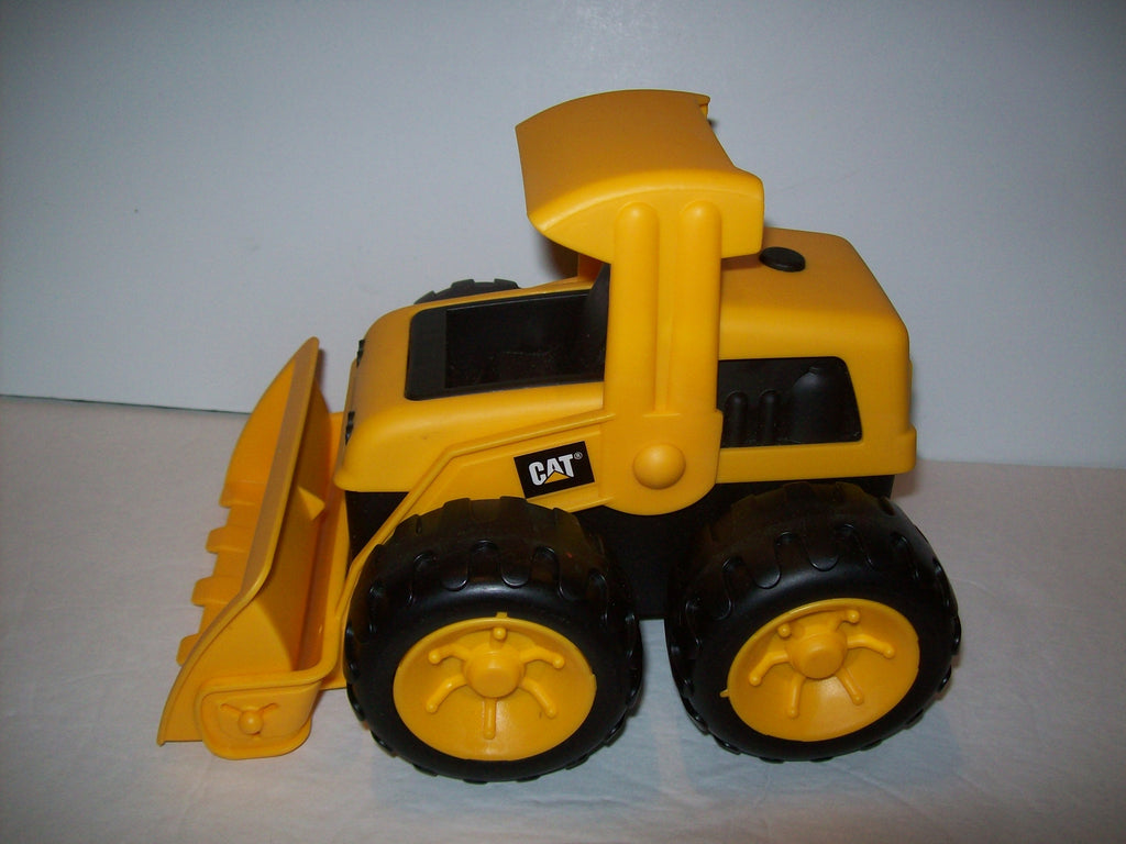 CAT Front End Loader-We Got Character